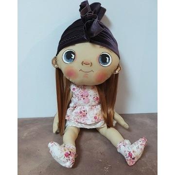 Lalka, lalka ręcznie robiona, Handmade,