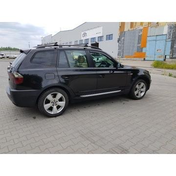 BMW X3, 3,0i 231KM Benzyna +LPG automat Anglik.