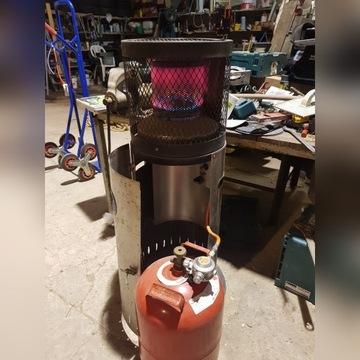 Promiennik gazowy