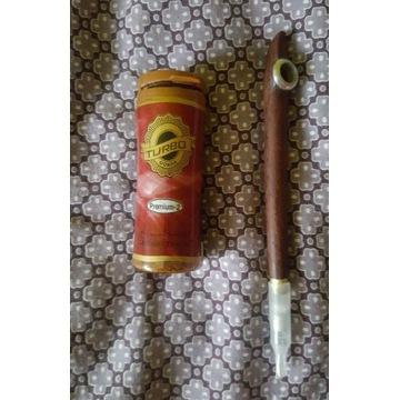 fajka drewniana
