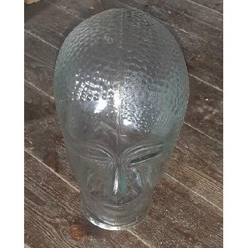 Szklana głowa