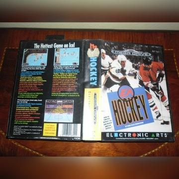 EA Hockey - Sega Mega Drive