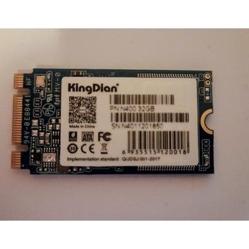 Dysk SSD KingDian m.2 Sata III (32GB)