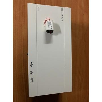 Regulator ECL 310 + Klucz A266