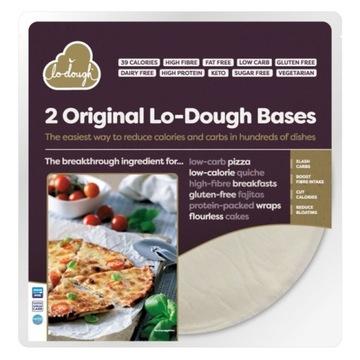 LODOUGH spody do keto pizzy