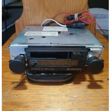 Radioodtwarzacz samochodowy, Wiraż 5 RPS, 604