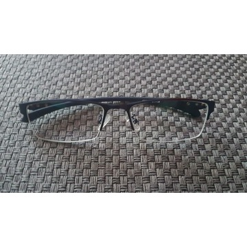 Okulary korekcyjnej kolor atramentowy