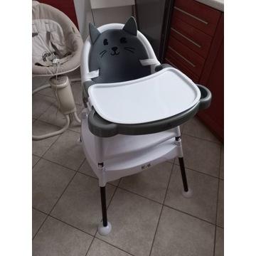 KUK krzesełko do karmienia dla niemowląt