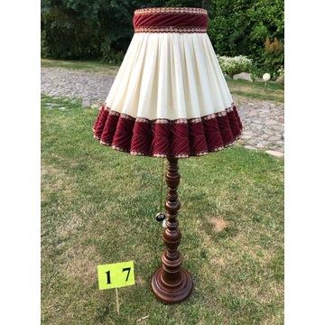 Lampa stojąca podłogowa retro