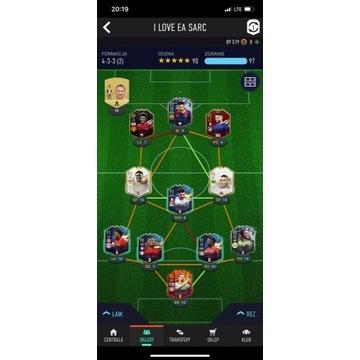 FIFA 21 PC NAZARIO 94 ESSIEN TOP KONTO 12 MLN