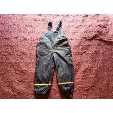 Spodnie na deszcz i snieg 98/104