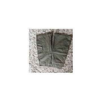 Spodenki mundurowe (skautówki) zielone męskie