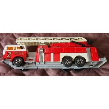 Majorette Fire dept engine 2