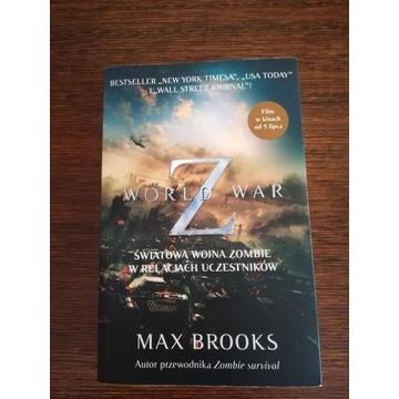 World War Z M.Brooks