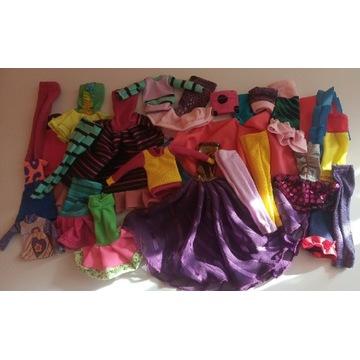 Ubranka dla lalki typu Barbie nr.23