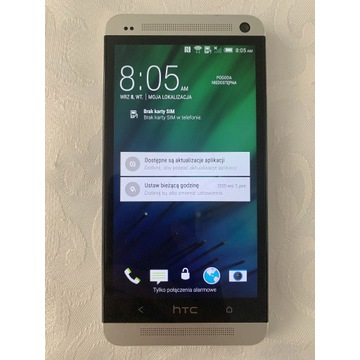 HTC One model 801s 32GB