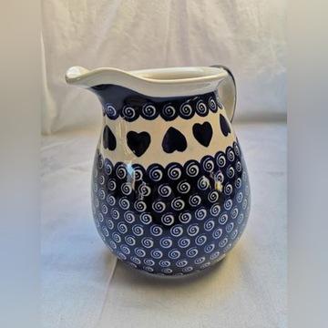 Ceramika z Bolesławca, duzy dzbanek