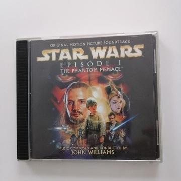 Płyta CD Soundtrack - Star Wars Episode I