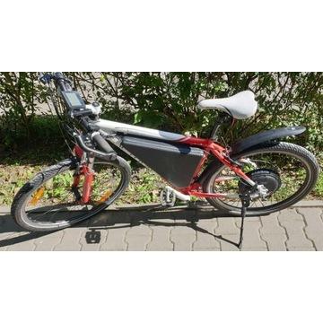 Ebike Rower elektryczny 1,5 kW 3,2 Ah