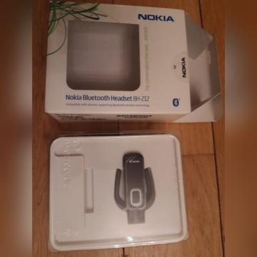 NOWA słuchawka Bluetooth Nokia+ładowarka