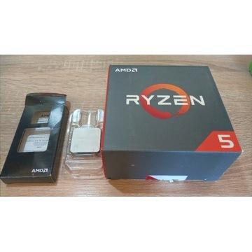 Procesor AMD Ryzen 1600x 3,6 Ghz  6/12 GW 1,5 MSC