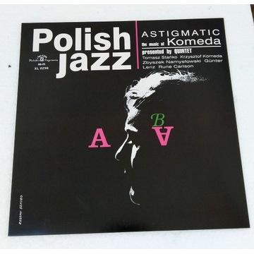 Komeda - Astigmatic LP Polish Jazz