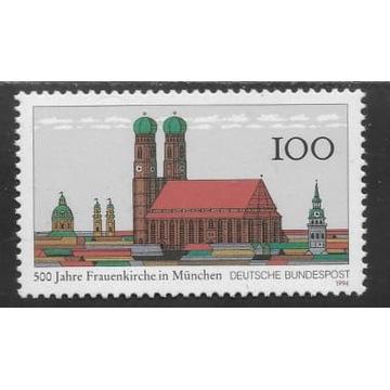 RFN Frauenkirche w Monachium