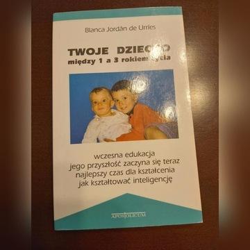 Twoje dziecko między 1 a 3 rokiem życia