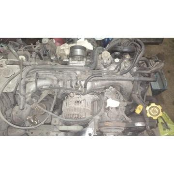 Silnik Subaru legacy twin turbo 260 km