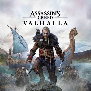 Assassin's Creed Valhalla PC - klucz kod do UPLAY