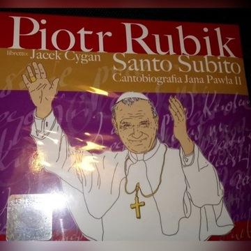 Santo Subito. Cantobiografia Jana Pawła II