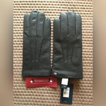 Rękawiczki Tommy HILFIGER rozmiar L/XL NOWE