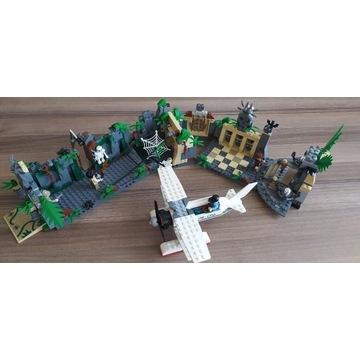 Lego Indiana Jones 7623 Temple Escape Ucieczka