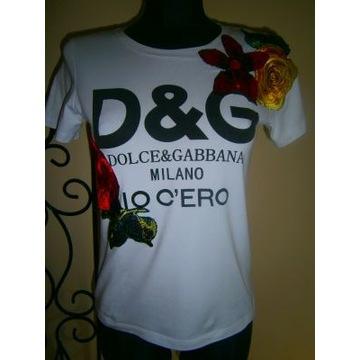 D&G-oryg.koszulka r.38/M/
