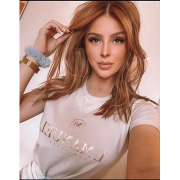 T-shirt La manuel the Label
