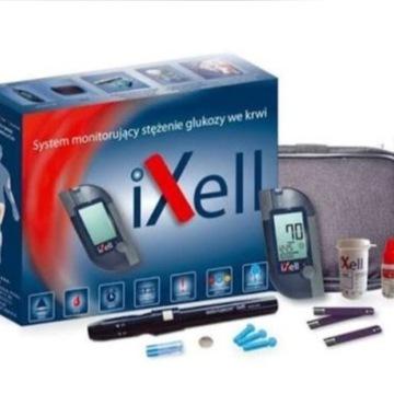 Glukometr iXell limitowana edycja zielony  NOWY