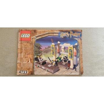 Lego harry potter hogwart 4733 unikat