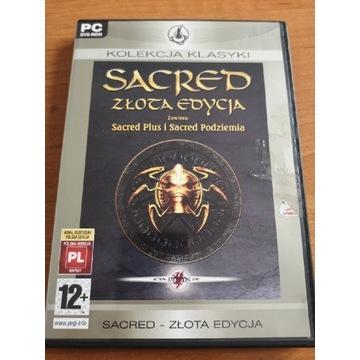 Sacred złota edycja