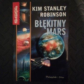 Kim S. Robertson: Błękitny Mars