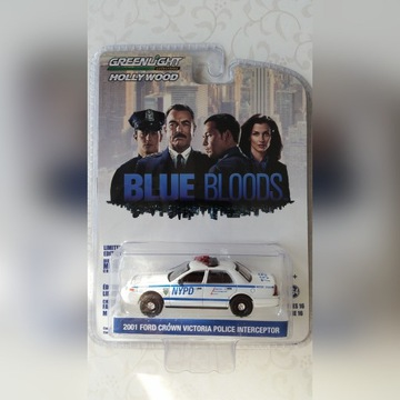 Greenlight  1:64, Ford Crown Victoria Police,
