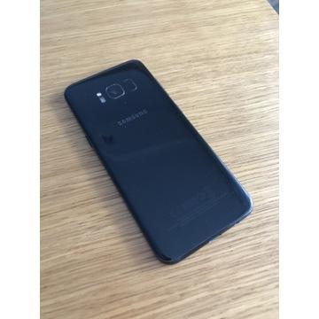 Czarny Smartfon Galaxy S8 64gb Midnight Black