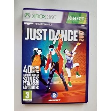 Just Dance 2017, Polska instrukcja gry Xbox 360