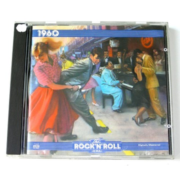 THE ROCK 'N' ROLL ERA 1960 składanka CD