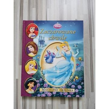 Disney Zaczarowane chwile magiczne okienka