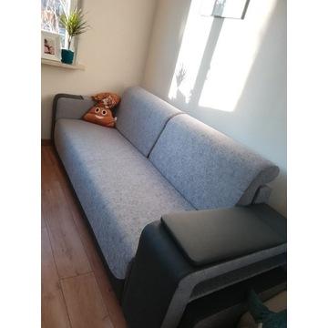Nowa sofa 3 osobowa 244x140 funkcja spania