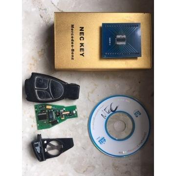 MB IR KEY PROG programator klucze mercedesa NEC