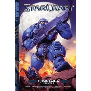 StarCraft  FRONTLINE TOM 1 WYDANIE POLSKIE