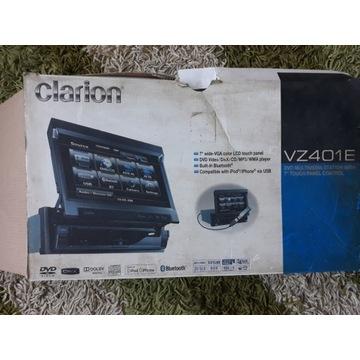 Radio samochodowe clarioin vz401e