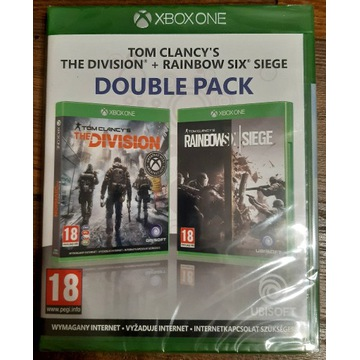 TOM CLANCY'S DIVISION + RAINBOW SIX SIEGE PL PACK