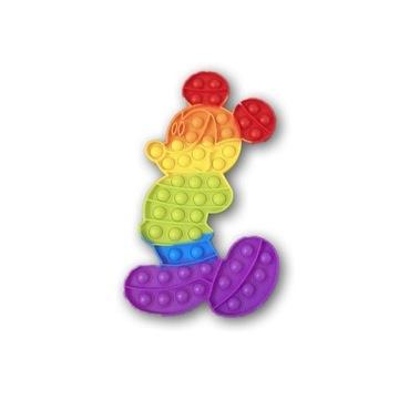 Push Bubble Pop It  XL Zabawka Sensoryczna